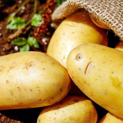 Aardappelen en noten
